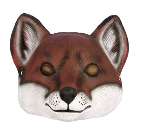 Deluxe Kids Fox Mask
