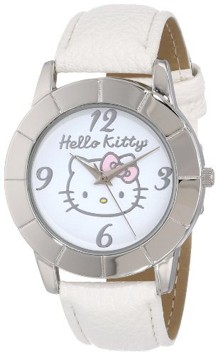 Sanrio-Hello-Kitty-Womens-HKAQ5367-Watch-with-White-Band