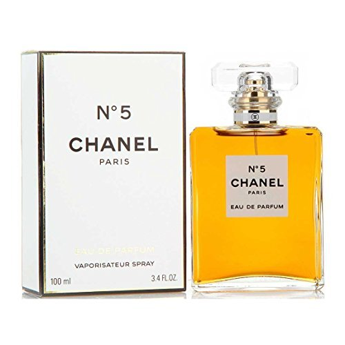 LuxuryFragrance discount duty free New with Box CHANEL_No 5 Eau De Parfum Spray 3.4 FL OZ / 100ml