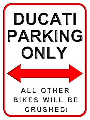 ducati-parking-only-15-x-20-cms-small-metal-motorcycle-parking-wall-sign