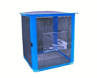 ゴミ置き場カラス対策 折りたたみ式 自立ゴミ枠 250L(小)