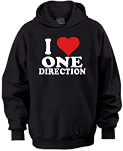 I Love One Direction Hoodie