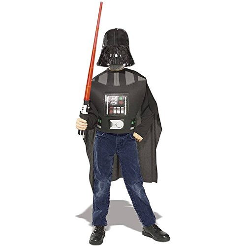 Darth Vader Mask & Cape Accessory Kit
