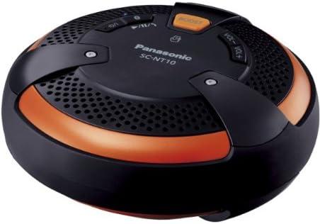 Panasonicワイヤレススピーカー 防滴・防塵/Bluetooth・NFC対応 オレンジ SC-NT10-D