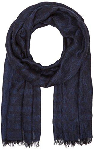 Armani Jeans 934505CC787-Sciarpa Uomo    Blau (BLU 00635) Taglia unica