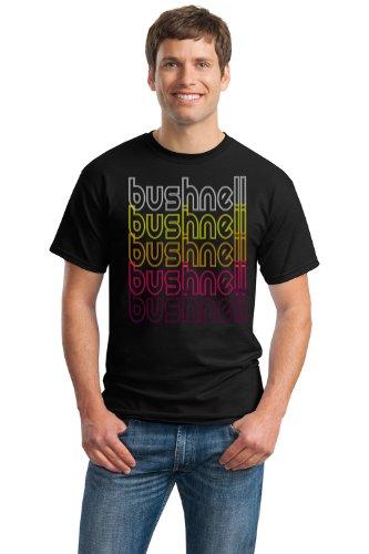 Bushnell, Fl Retro Vintage Style Florida Unisex T-Shirt-Medium