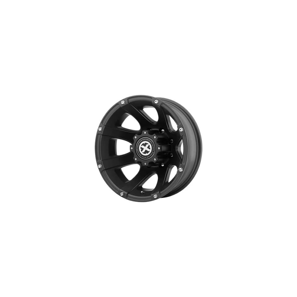 American Racing ATX Ledge 17x6 Teflon Wheel / Rim 8x200 with a  134mm Offset and a 142.00 Hub Bore. Partnumber AX18976082694N