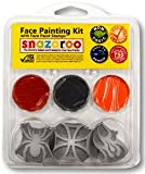 Snazaroo Face Painting Products PALETAT2 Tattoov 2 Stamp Kit THREE BOY