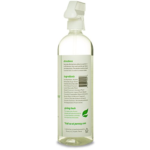 Puracy Natural Stain Remover The Best Enzyme Laundry