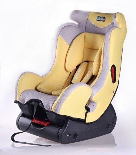 Kinder Autositz gelb Kinderautositz 0-25KG Autokindersitz