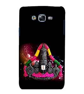 printtech Lord God Balaji Back Case Cover for Samsung Galaxy Core 2 G355H