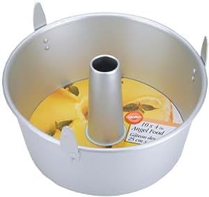 Wilton 25.4 cm (10-Inch) Round Angel Food Cake Tin