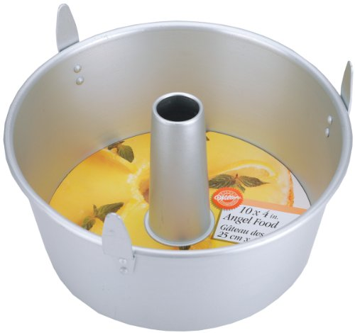 Wilton 25.4 cm (10-Inch) Round Angel Food Cake Tin