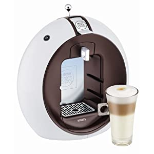 Krups KP 5002 Nescafé® Dolce Gusto® Circolo® White & Chocolate