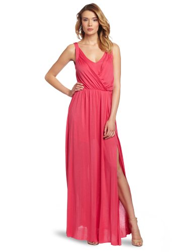 BCBGMAXAZRIA Women's Pernilla Sleeveless Maxi Dress