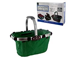Collapsible Basket Tote by handy helpers