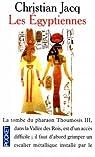 Les Egyptiennes par Jacq