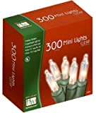 300-Count Clear Christmas Light Set