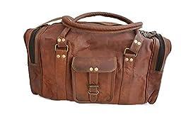 StarZebra Stylish Brown Leather 18\