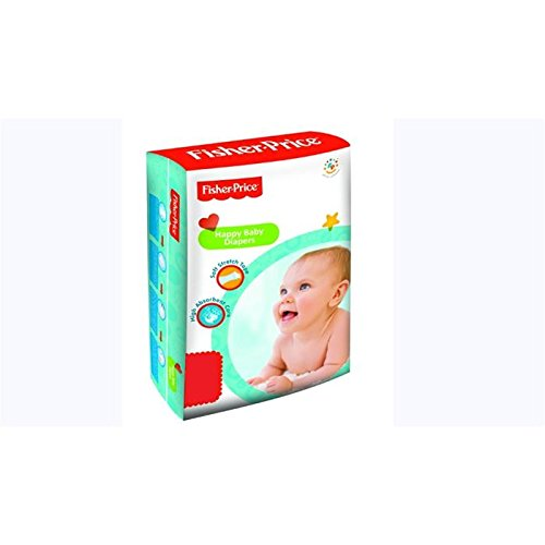Fisher Price Happy Baby Diapers Medium