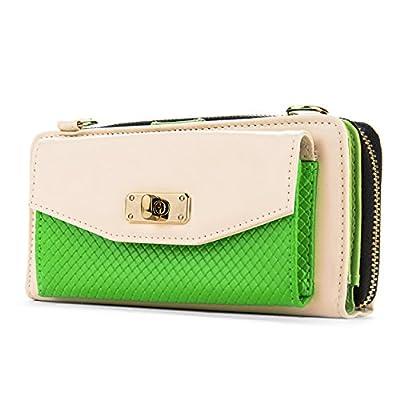 Womens Venice Collection Wallet Case for ZTE ZMAX, Quartz, Compel, Warp
