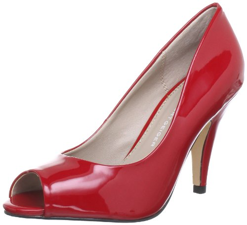 KG Audrina 2 Womens Open-Toe Heels 3142850979 Red 7 UK, 40 EU