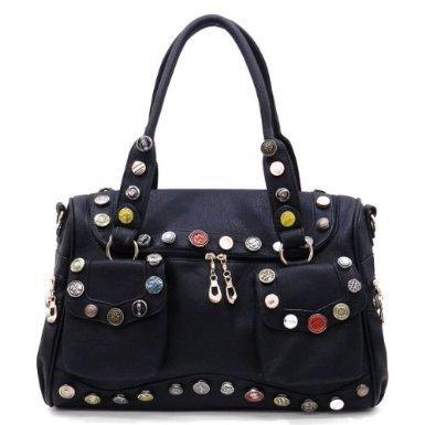MyLux Handbag 152336 black