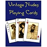 Vintage Nudes Playing Cards