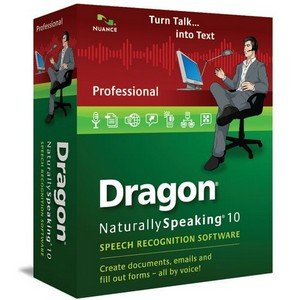 Dragon NaturallySpeaking 10 Professional Wireless (English)