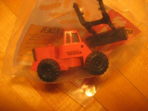 Mcdonald's and Tonka Toys Present the Loader From 1994 - 1