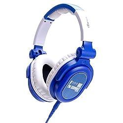 Idance Fdj100 - Watt - Channel Recording Studio Equipment, Blue And White