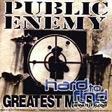 Public Enemy Greatest misses (1992) / Vinyl record [Vinyl-LP]