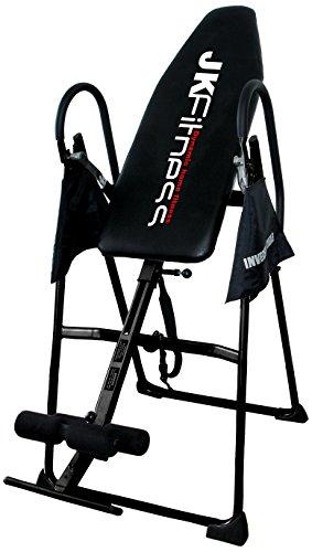 JK Fitness 6010 Panca Inversione, Nero