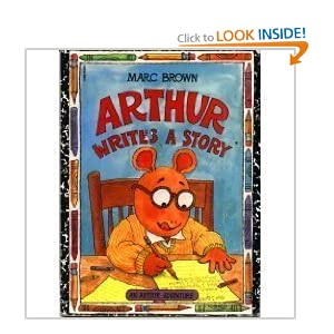 arthur writes a story Arthur's teacher, mr ratburn, tells the students they must write a story for homework the important thing is to write about something they know the story needs a.