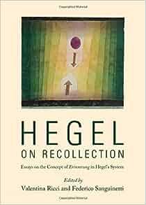 hegel essays