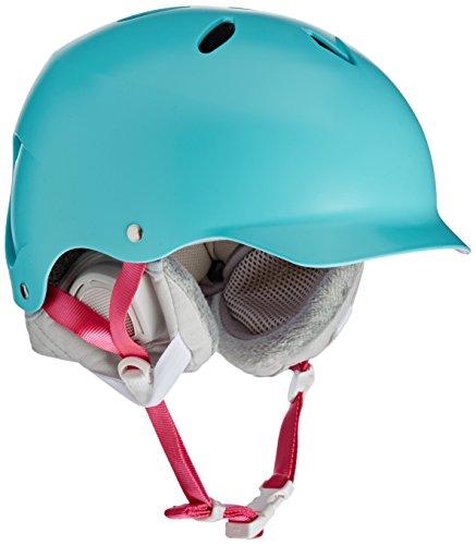 Women'Bern Damen Helm Lenox dünne Schale Winter Boa