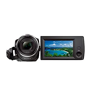 Sony HDR-CX440 Handycam - 8GB Wi-Fi 60p HD Camcorder (Certified Refurbished)