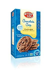 Enjoy Life Chocolate Chip Crunchy Cookie, 7-Ounce (Pack of 6)