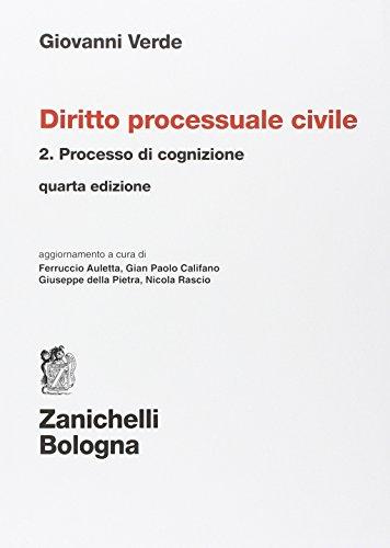 Diritto processuale civile 2 PDF