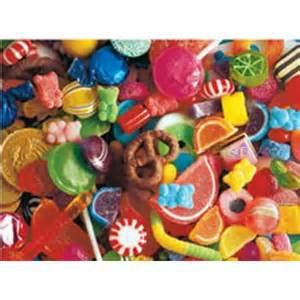 "Master Pieces ""Sweet Treats"" 500 Piece Puzzle Sweet Shoppe Series - 1"
