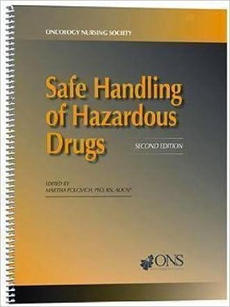 Safe Handling of Hazardous Drugs written by Martha Polovich