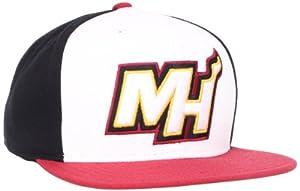 NBA Miami Heat Flat Brim Snapback Hat