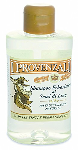 I Provenzali Shampoo Lino