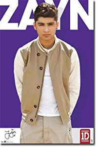 "Amazon.com: One Direction 1D - Zayn Malik Wall Poster 22"" X 34"