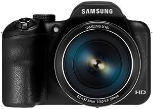 Samsung WB1100F Appareils Photo Numériques 16.5 Mpix Zoom Optique 35 x