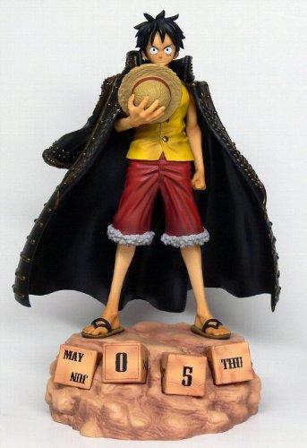 ONE PIECE エターナル・カレンダー モンキー・D・ルフィ