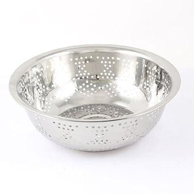 FOREVER YUNG Mini Hole Side Bottom Drainers Design Rice Washing Bowl Wash Basin