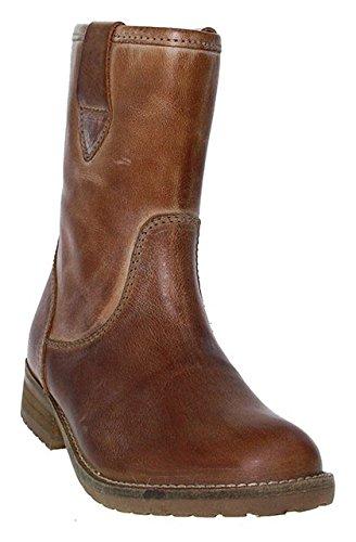 HIP, Stivali bambine marrone marrone, marrone (marrone), 38