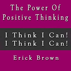 The Power of Positive Thinking Hörbuch