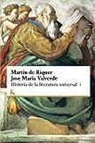 img - for HISTORIA DE LA LITERATURA UNIVERSAL. Vol. I book / textbook / text book